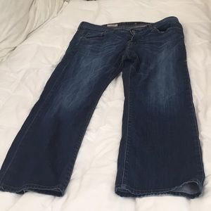 """Adriano Goldschmied - """"the protege"""" straight jeans"""